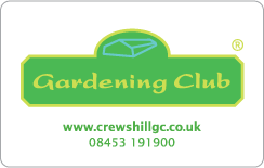 Join The Gardening Club®, Crews Hill